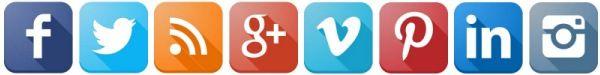 social-media-iconen